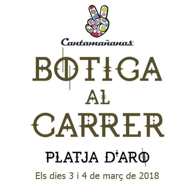 Bye bye stock a Cantamañanas store