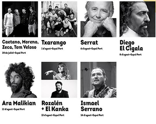 El Festival de la Porta Ferrada anuncia nous noms