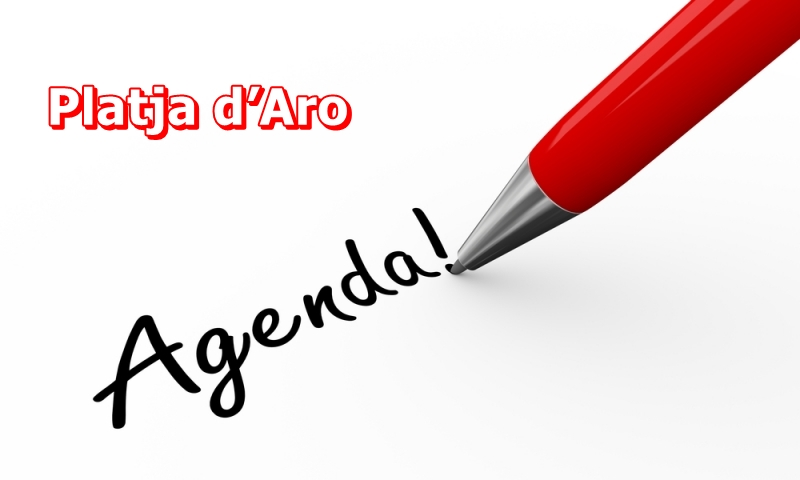 Platja d'Aro ; Aquest cap de setmana …