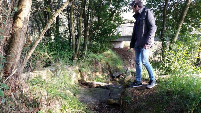 Remodelen la ruta natural i cultural del Balcà de Santa Cristina