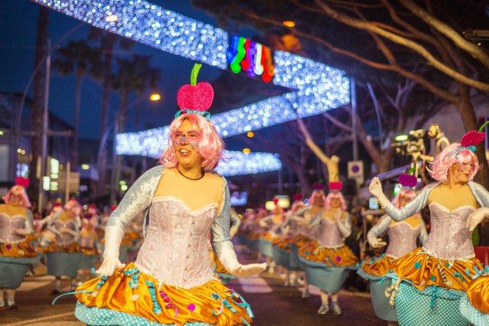 Mesures especials al trànsit pel carnaval de Platja d'Aro