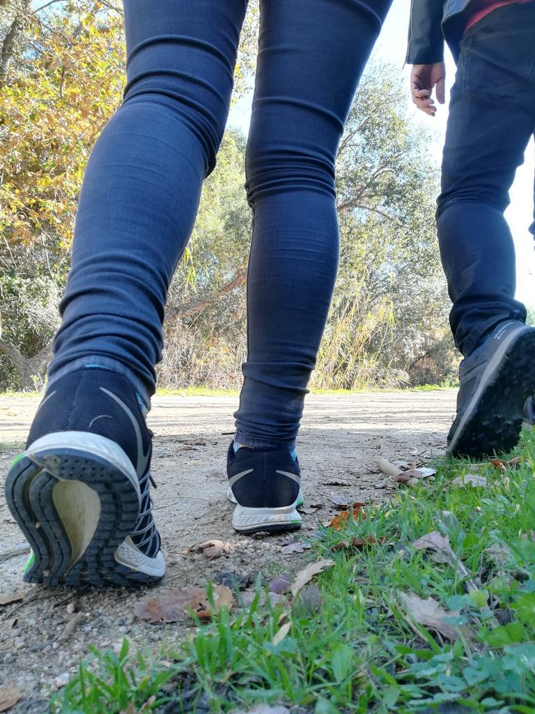 Caminada per la Igualtat