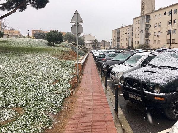 La neu enfarina diferents zones de la Vall d'Aro