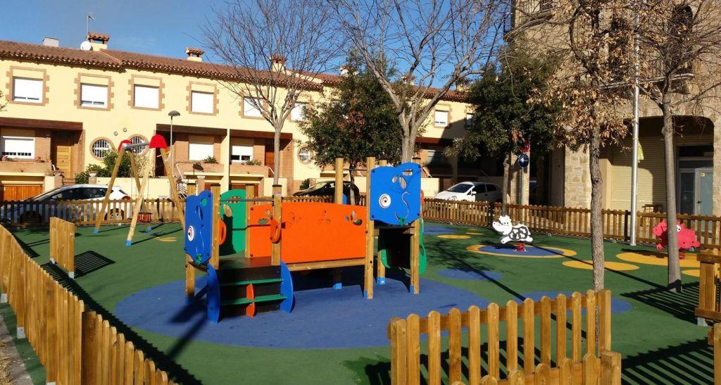 Santa Cristina incrementa i millora les zones de jocs i esbarjo amb la participació ciutadana