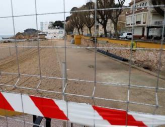 L'accés a l'IES Sant Elm serà a peu o fent volta per la carretera de Tossa
