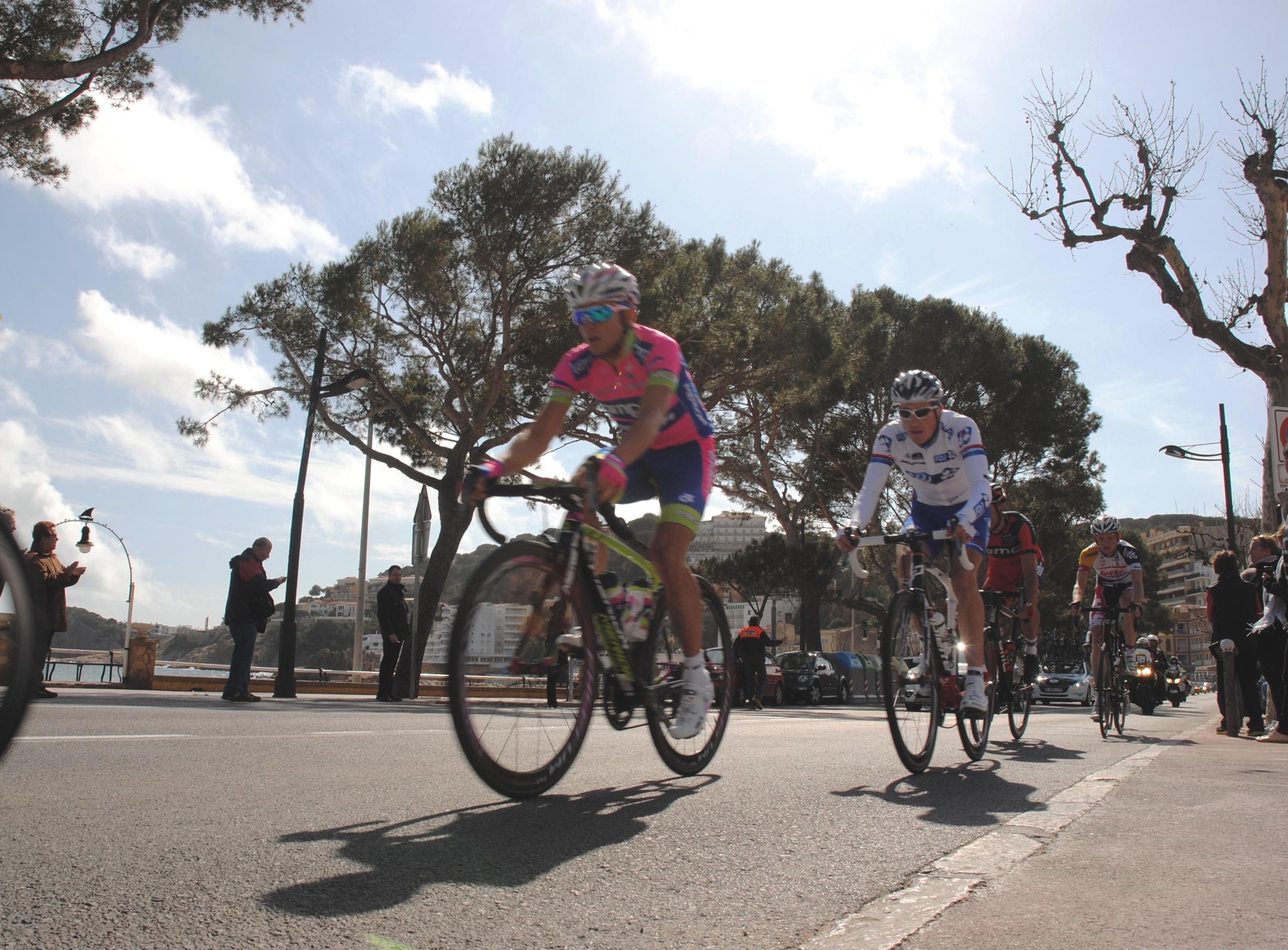 Volta Ciclista a Catalunya a Sant Feliu de Guíxols