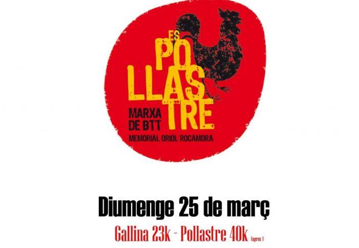 """La XV marxa amb BTT """"Es Pollastre"""" de Santa Cristina, diumenge"""