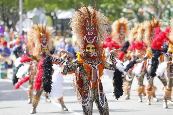 Rua de luxe Carnaval de primavera a Platja d'Aro