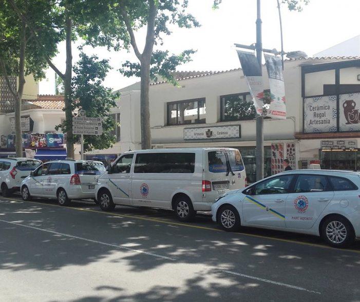 Descomptes als taxis de Platja d'Aro a qui surti de nit al municipi