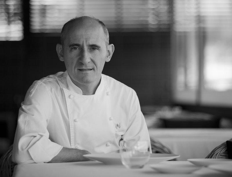 Reobre el restaurant Terra, de Paco Pérez, a l'Alàbriga guixolenc