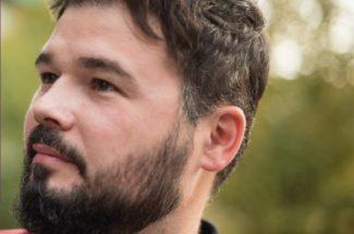 El diputat Gabriel Rufián (ERC) visitarà Sant Feliu
