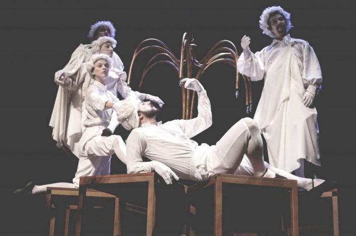 """Òpera Jove porta l'òpera còmica """"Il convito"""", aquest dissabte, a Santa Cristina"""