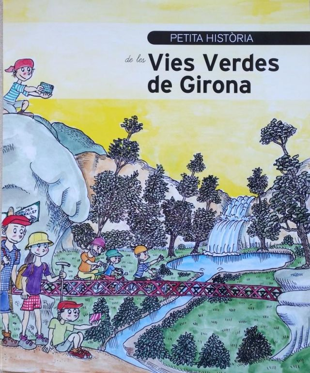 """Editen les Vies Verdes de Girona en la col·lecció """"Petites Històries"""""""