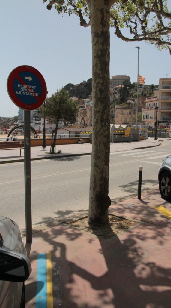 Polèmica per una multa treta a Pere Albó per estacionar en un reservat oficial