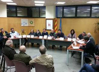 Santa Cristina exigeix «l'alliberament dels presos polítics i el retorn dels exiliats»