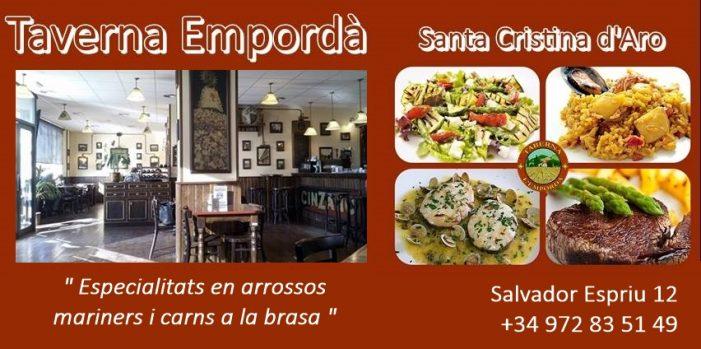 Taverna Empordà, cuina casolana i de mercat