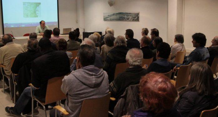 La comissió de nomenclàtor té feina a Sant Feliu