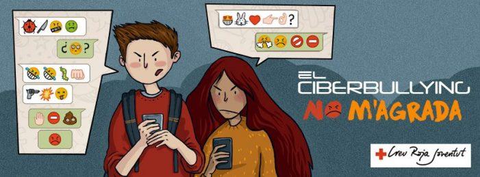 """Campanya de la Creu Roja Joventut contra el """"cyber-bullying"""" infantil"""