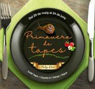 Castell-Platja d'Aro avui estrena la campanya gastronòmica 'Primavera de Tapes' amb 20 establiments