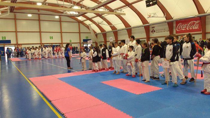 Campionat de Karate vila de Montornès 2018