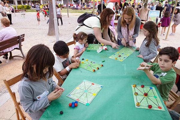 Més d'una vintena d'activitats familiars aquest cap de setmana a Castell-Platja d'Aro amb motiu de la Diada del Joc i de la Família