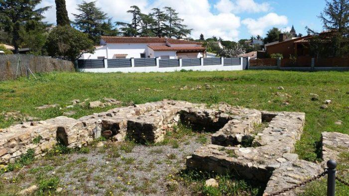 Rehabilitaran l'antiga església paleocristiana de Santa Cristina