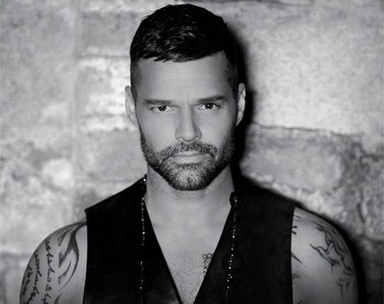 El cantant Ricky Martin actuarà a Sant Feliu de Guíxols el 20 d'agost