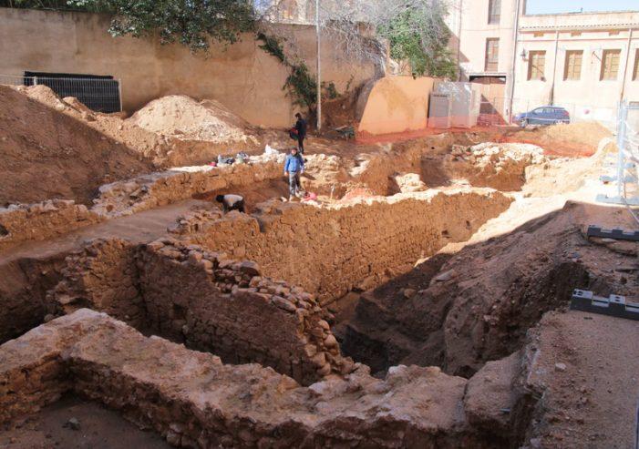 Restes del segle XIV a Sant Feliu