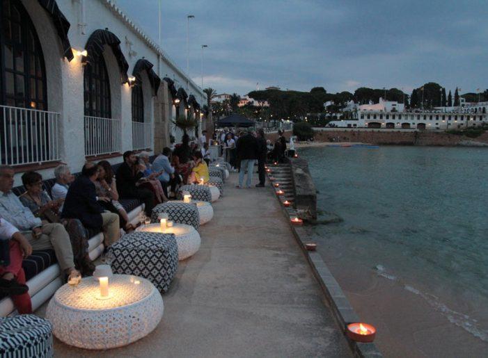 La Taverna del Mar estrena zona 'chill-out' arran d'ones