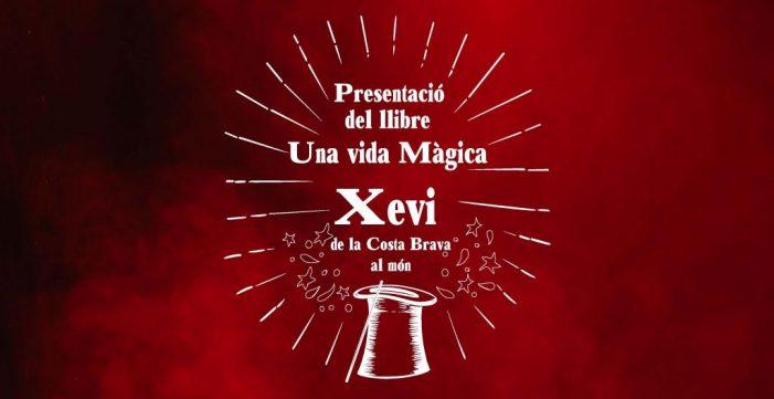 Presentació del nou llibre biogràfic de l'il·lusionista Xevi, dissabte a Santa Cristina d'Aro