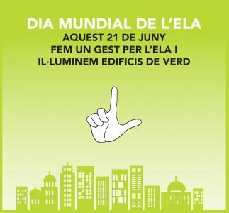 Fes un gest per l'ELA aquest dia 21 de juny