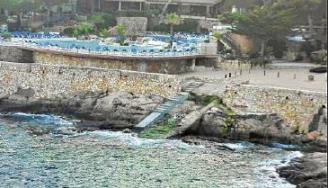 Obren un expedient urbanístic a l'hotel Eden Roc per la construcció d'una escala