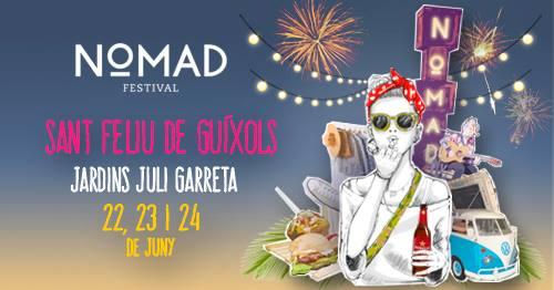 Un any més se celebrarà el Nomad Festival el cap de setmana de Sant Joan