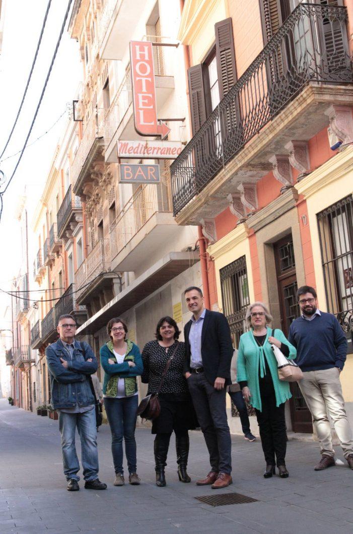 Els pisos turístics frenen l'habitatge social a Sant Feliu