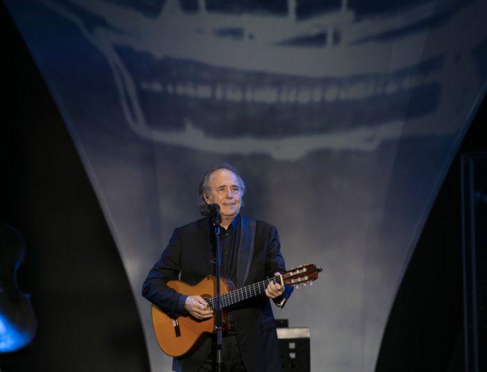 Serrat suspèn sis concerts, inclòs el de la Porta Ferrada