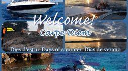 Benvingut a bord, Carpe Diem!