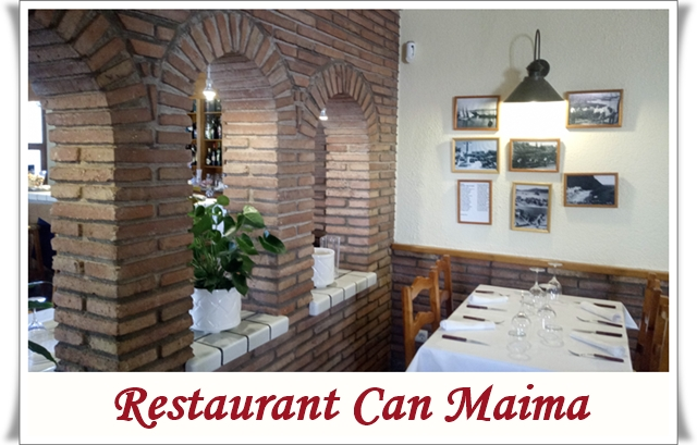 Mmmmm…. Restaurant Can Maima!