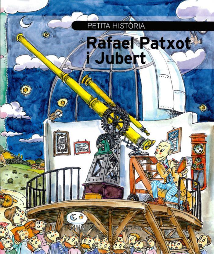 Pilarín Bayés il·lustra un conte sobre Rafael Patxot
