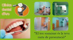 Clínica Dental d'Aro, Adaptats a tu!!