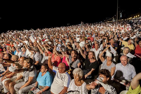 Els grups Port-Bo, Els Cremats i Havàname actuaran aquest dissabte a la tradicional Cantada d'Havaneres i Cançons de Platja d'Aro