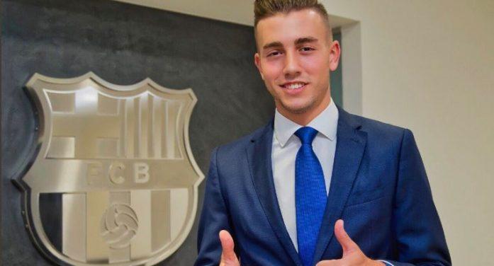 Oriol Busquets renova amb el Barça fins el 2021
