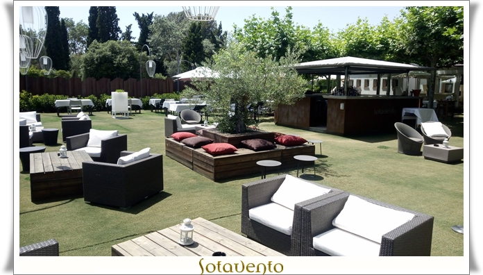 El nou espai de la Costa Brava … Sotavento Lounge