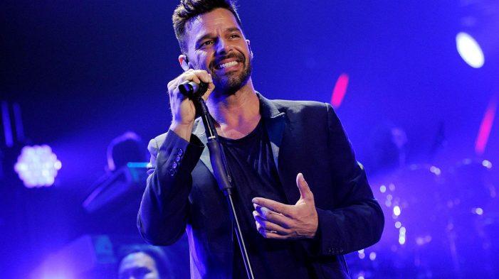 Vídeo de Ricky Martin al concert de Sant Feliu de Guíxols