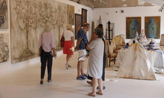 Pepa Poch exposa 'L'atelier' al Thyssen