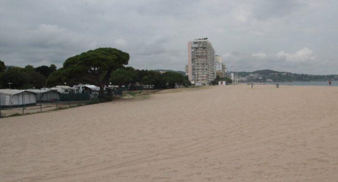 Platja d'Aro s'asseu amb Costes per la fi del passeig marítim