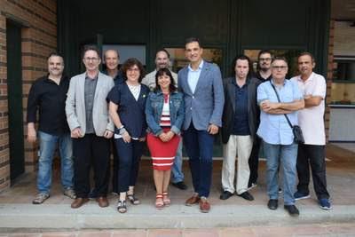 """El film """"Lesa humanitat"""" inaugura l'homenatge als Brigadistes Internacionals"""
