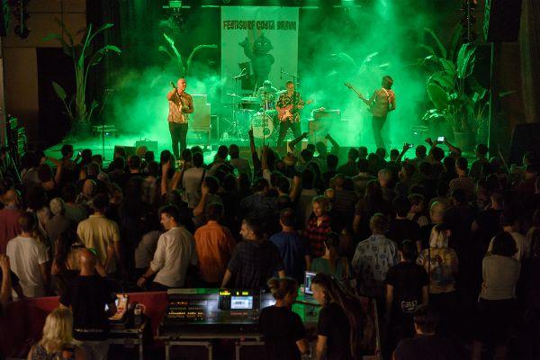 Més de 700 espectadors a la 6a edició del Festisurf Costa Brava de Castell-Platja d'Aro que ha tancat l'agenda de festivals i activitats d'estiu al municipi