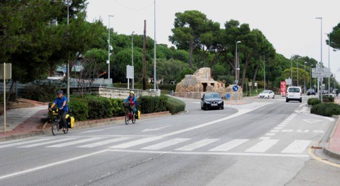Vies Verdes vol enllaçar amb bici Platja d'Aro i Sant Antoni