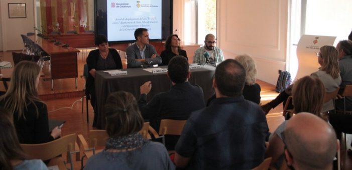 Sant Feliu se suma a la xarxa d'atenció al col·lectiu LGTBI