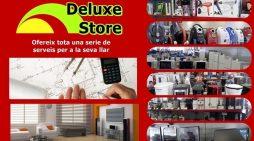 Deluxe-Store, Tot per la teva llar!!